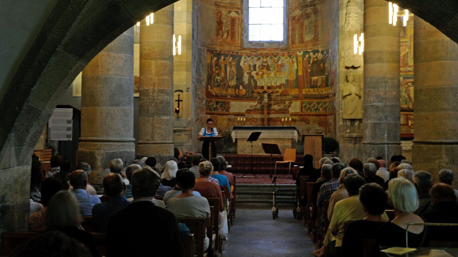 Klosterkirche Müstair