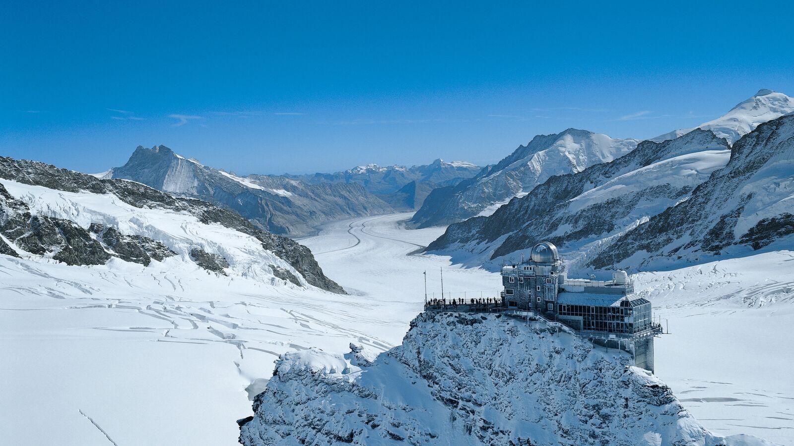 Sphinx Jungfraujoch