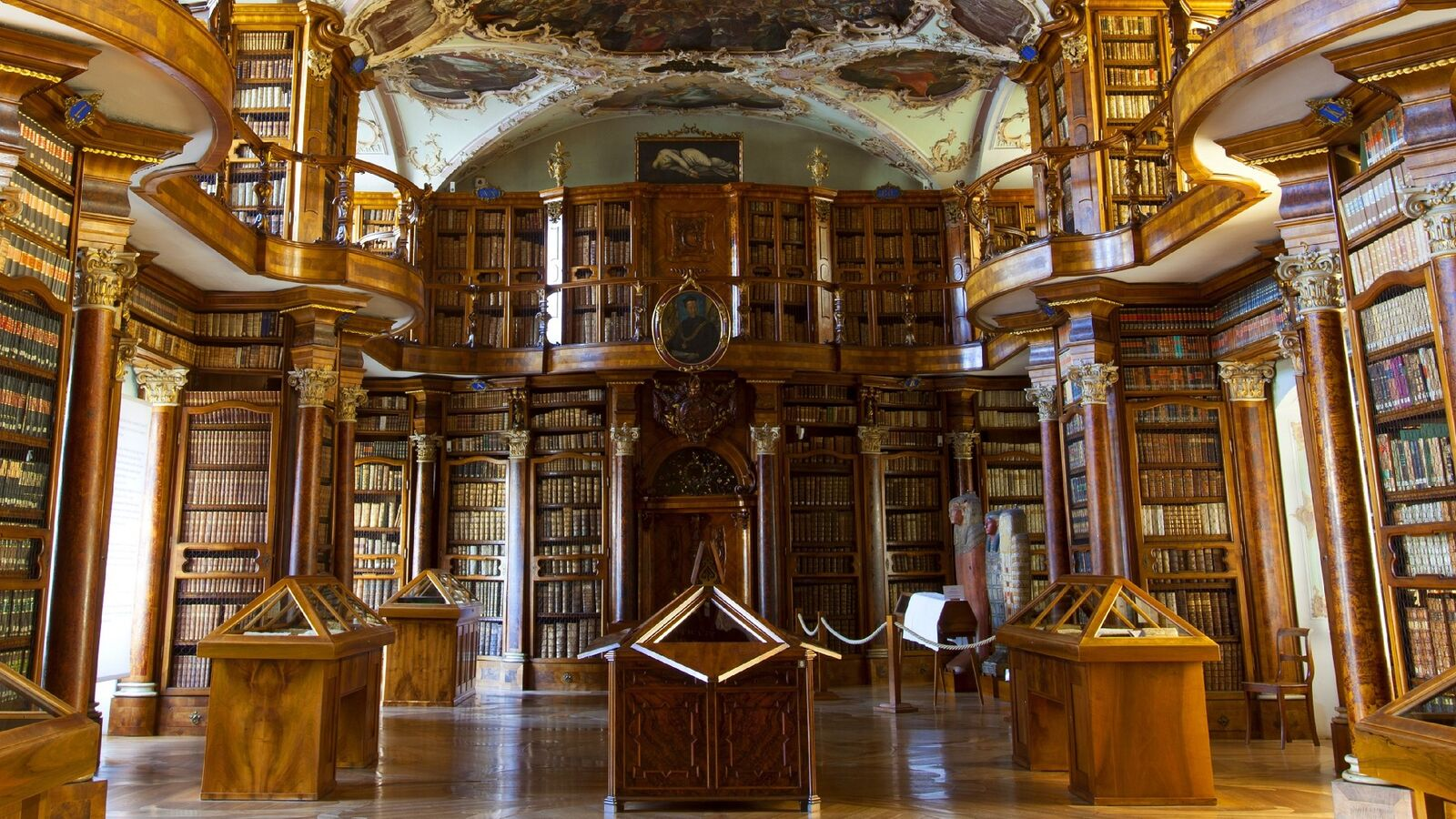Abbey Library St.Gall