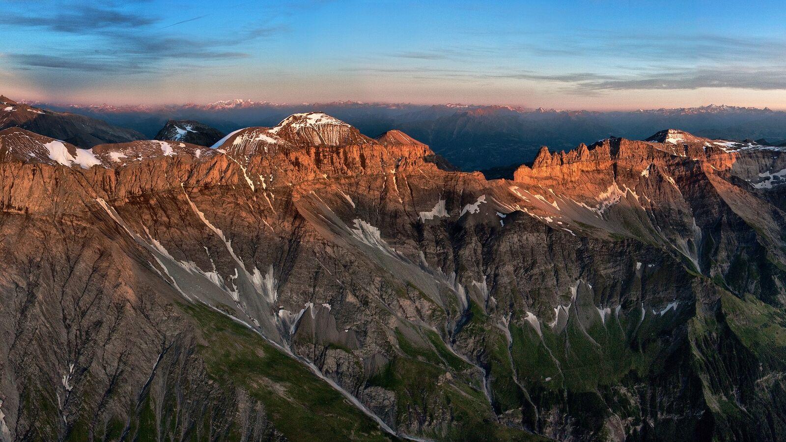 Swiss Tectonicarena Sardona