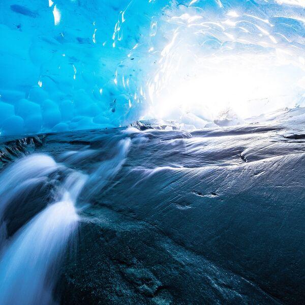 Gletschergrotte Märjela