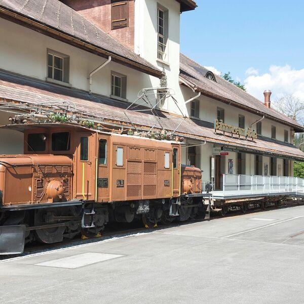 Railway Museum Albula