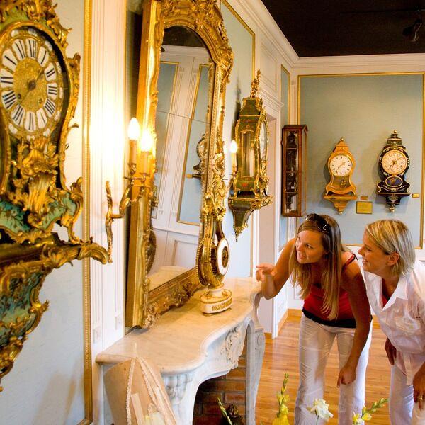Châetau des Monts - Musée d'horlogerie, Le Locle